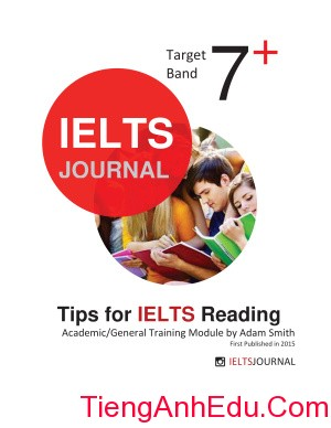 IELTS JOURNAL: Tips for IELTS Reading