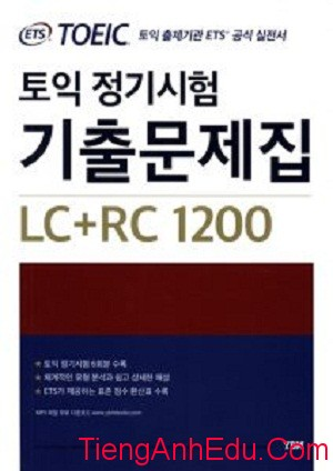 ETS Toeic Test RC+LC 1200