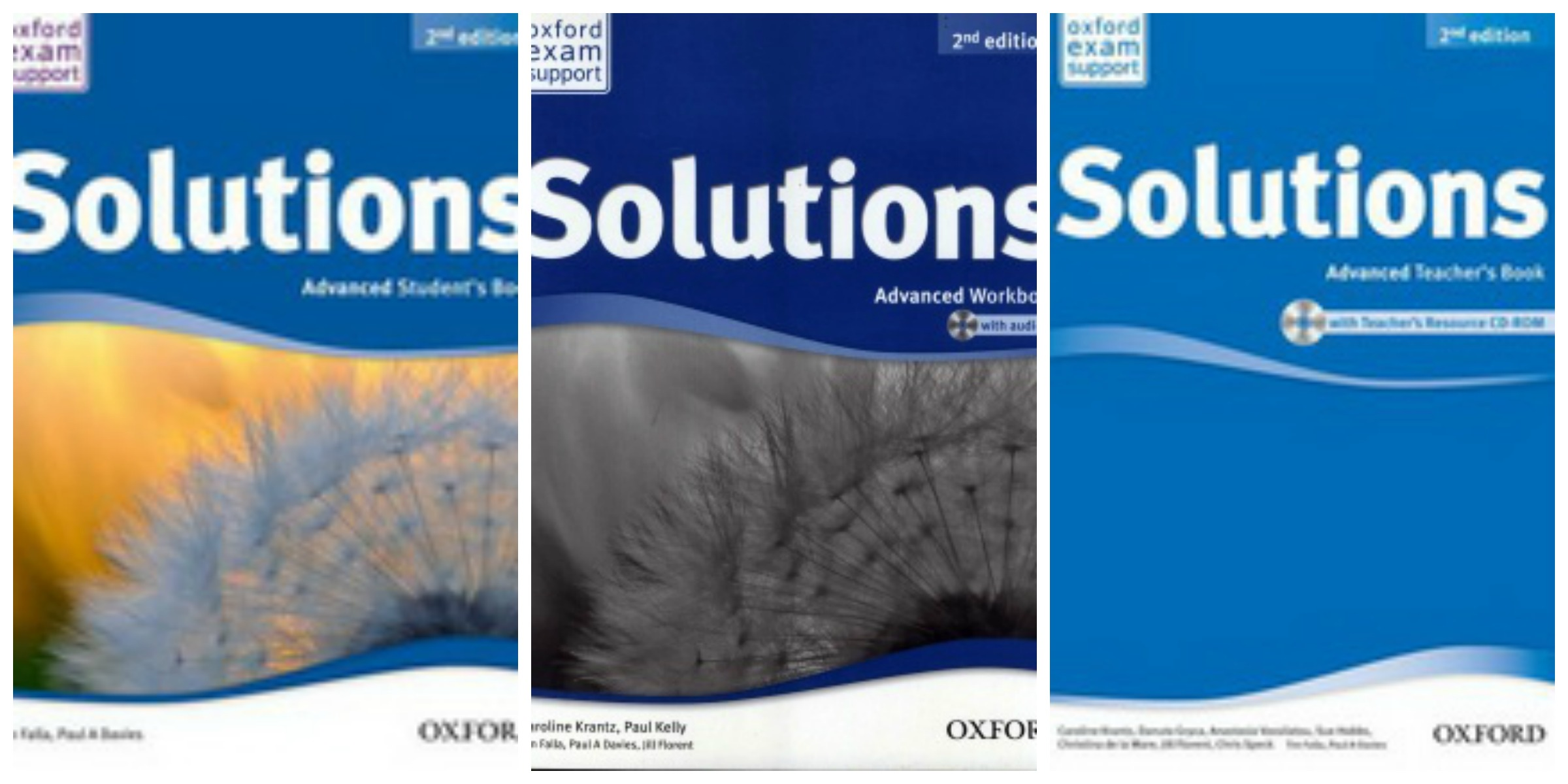 Oxford Solutions 2nd Edition Advanced