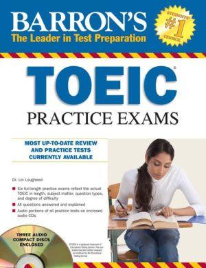 Barron TOEIC Practice Exams