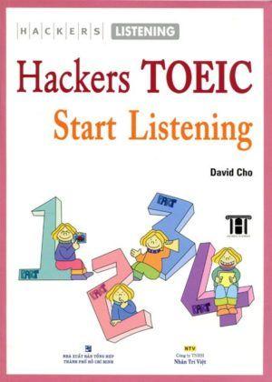 hacker-toeic-start-listening-kem-cd
