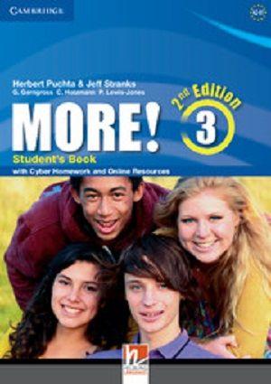 Cambridge More! 3 - Second Edition