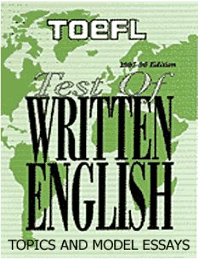 topics and model essays